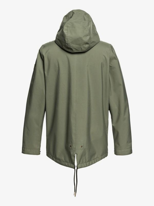 City SpinDye® - Waterproof Hooded Parka for Men EQYJK03413