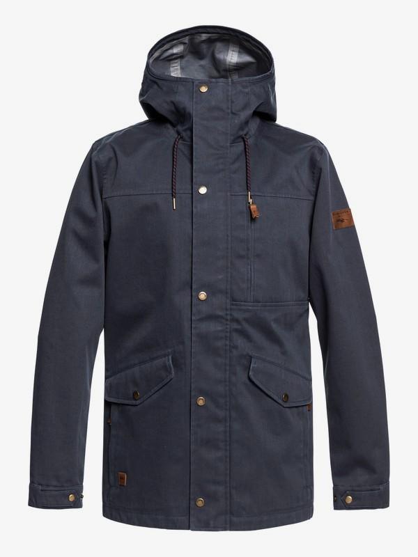 Cascade 3L - Waterproof Hooded Parka for Men EQYJK03414