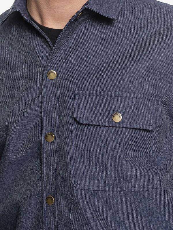 Wildcard Denim - Waterproof Over Shirt for Men  EQYJK03417