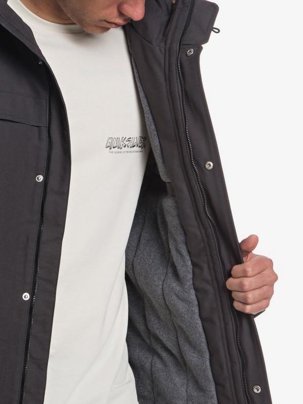 Storm Drop 5K - Waterproof Hooded Parka for Men EQYJK03445