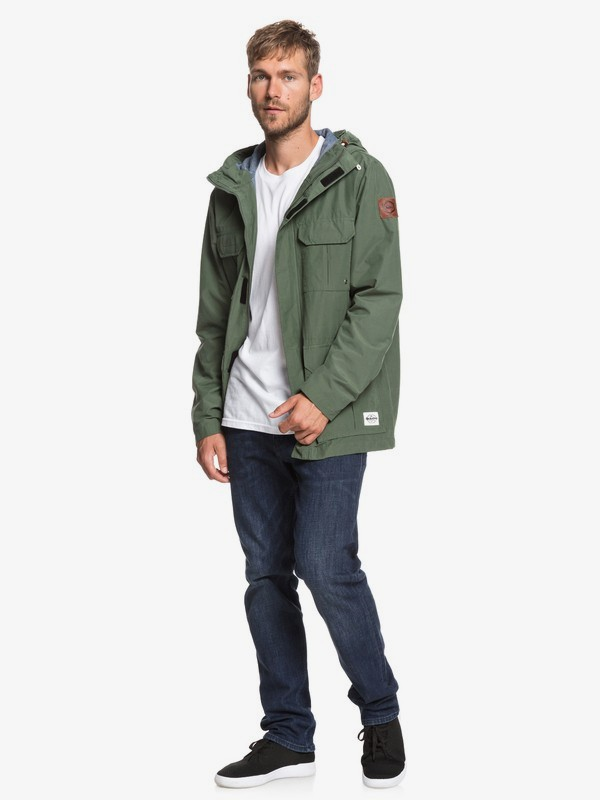 Fresh Evidence - Field Jacket for Men  EQYJK03470