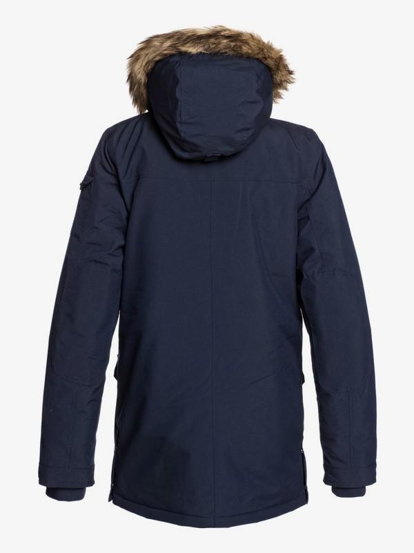 Ferris - Waterproof Hooded Parka for Men  EQYJK03489