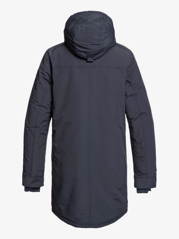 Altai - Longline Hooded Waterproof Parka for Men  EQYJK03493