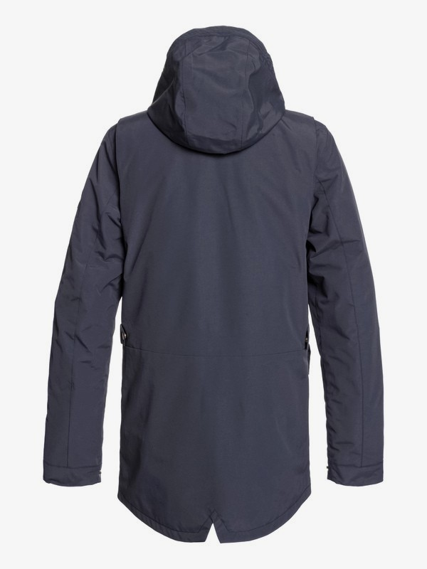 Sedona - Waterproof Hooded Parka for Men  EQYJK03494