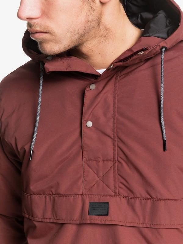 Tazawa - Hooded Water-Resistant Anorak for Men  EQYJK03506