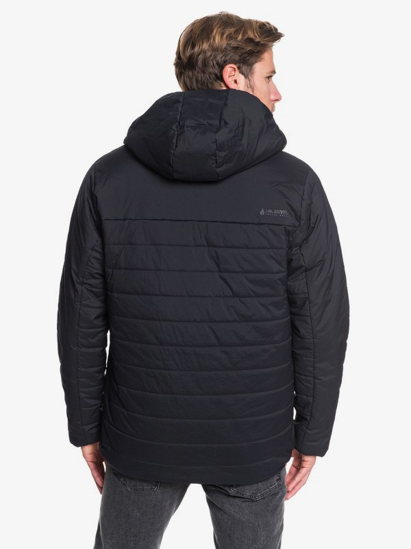 Adapt - Lightweight Hooded Packable Down Jacket for Men  EQYJK03519