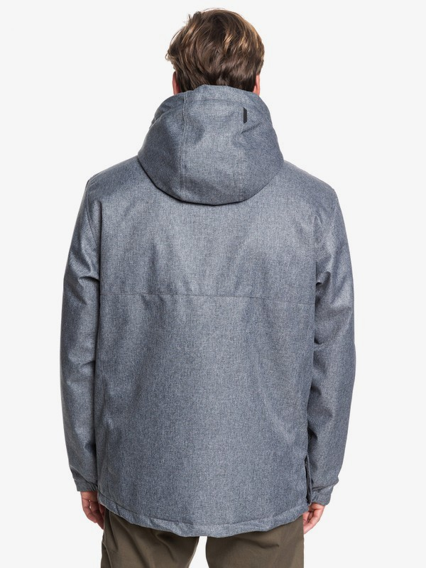 Tazawa 5K - Hooded Water-Resistant Anorak for Men  EQYJK03527