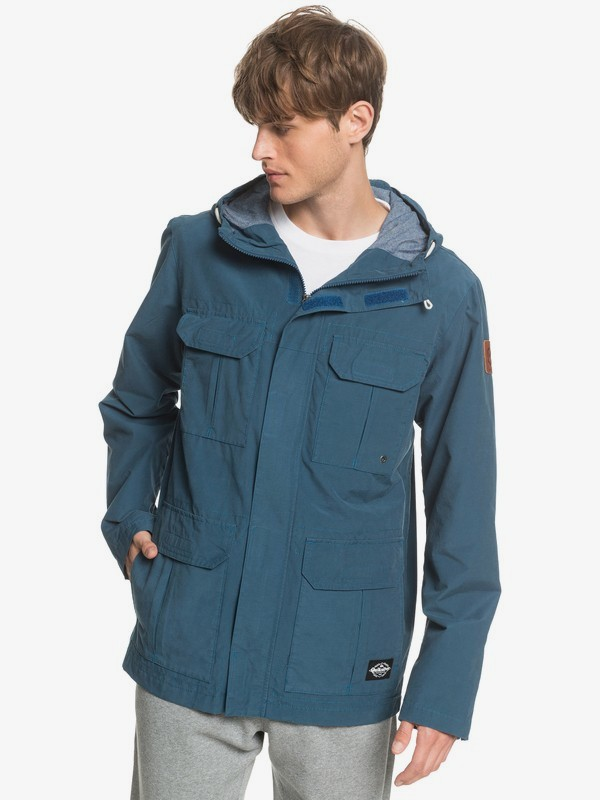 Fresh Evidence - Hooded Parka  EQYJK03543