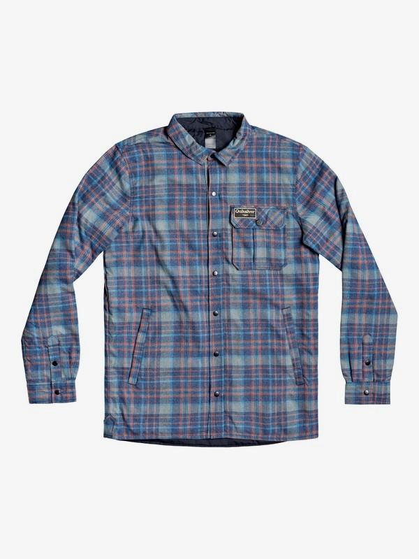 Wildcard - Reversible Water-Resistant Overshirt for Men  EQYJK03555