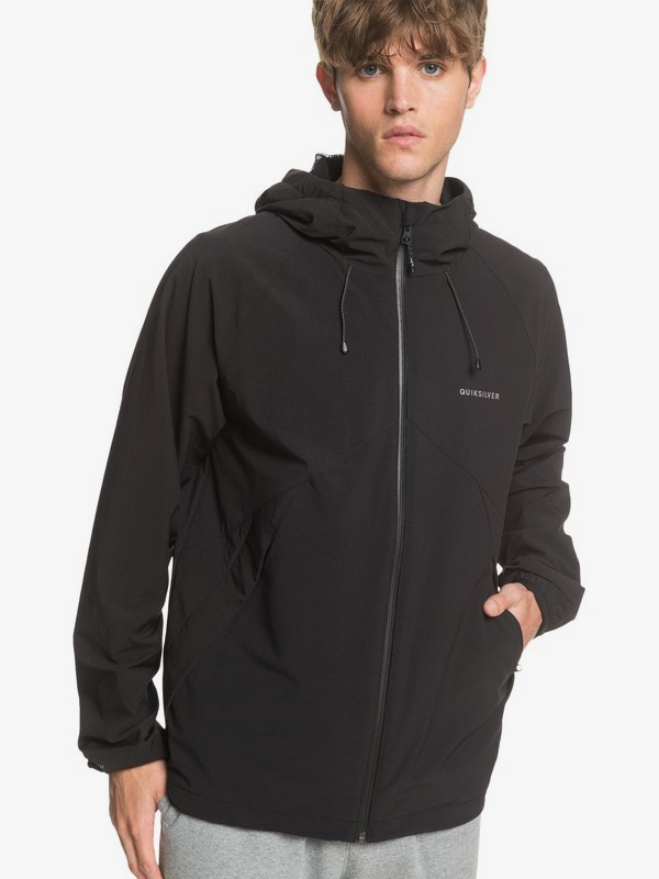 Jambi - Athletic Hooded Jacket  EQYJK03560