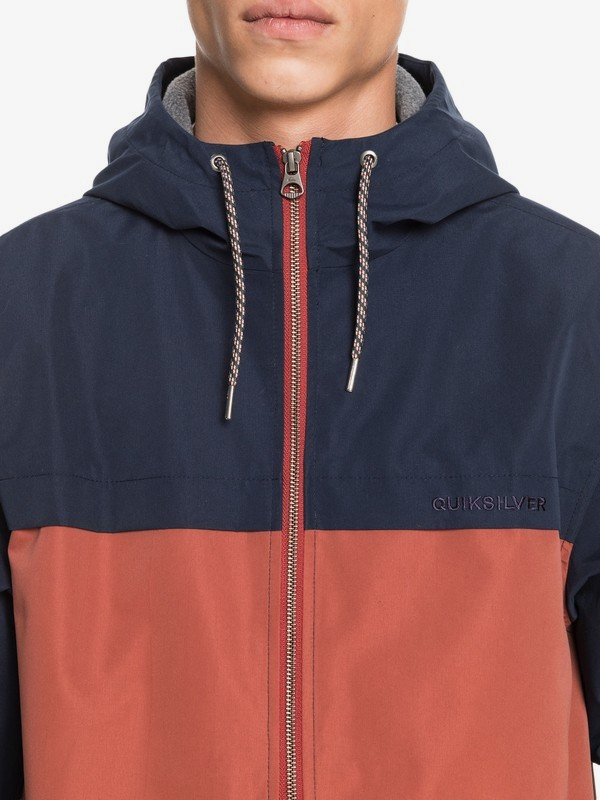 Waiting Period - Water-Resistant Parka for Men  EQYJK03590