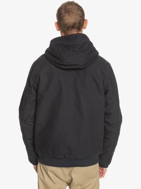 Brooks - Water-Resistant Hooded Jacket for Men  EQYJK03599