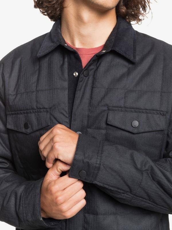 Broken Nose - Quilted Overshirt for Men  EQYJK03612
