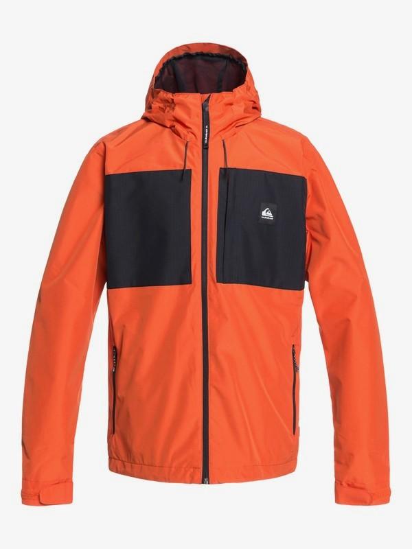 Lizard Head - Waterproof Hooded Jacket for Men EQYJK03618