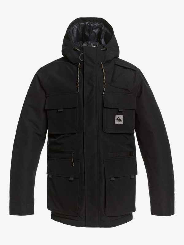 Northern Edge - Waterproof Hooded Jacket for Men  EQYJK03621