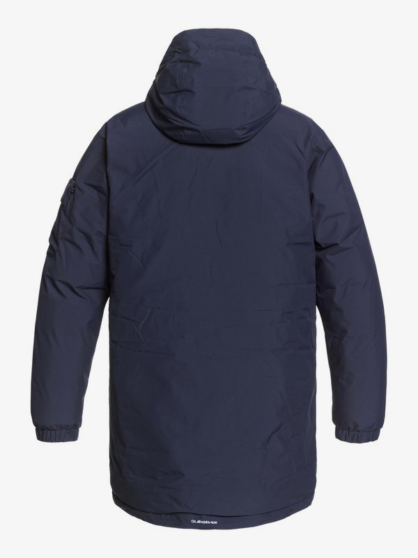 Range Runs - Waterproof Hooded Jacket for Men  EQYJK03623
