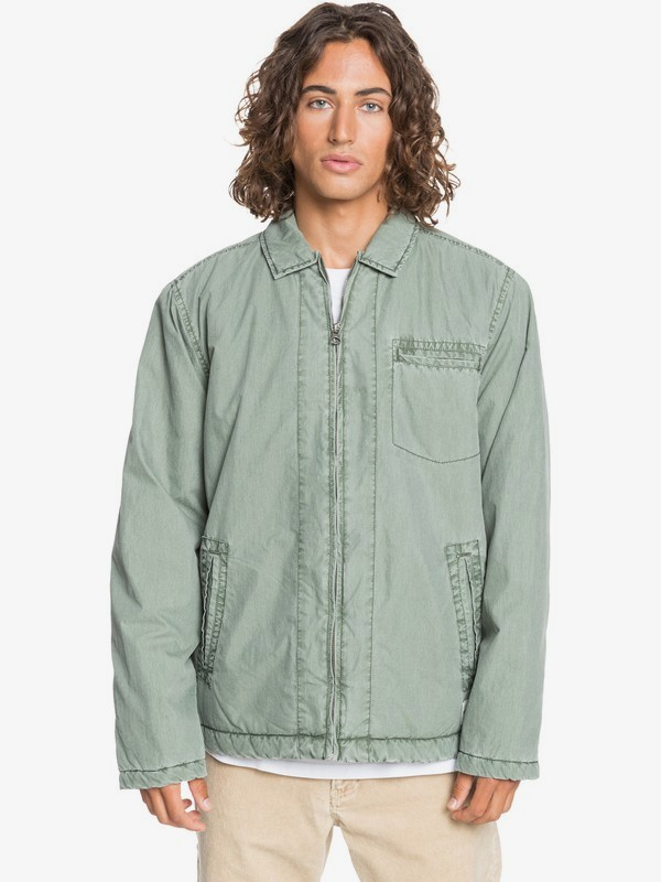 The Unleashed - Sherpa Lined Jacket for Men  EQYJK03630