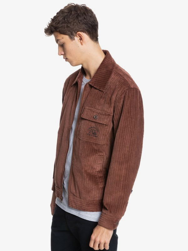 Big Bamboo - Corduroy Jacket for Men  EQYJK03654
