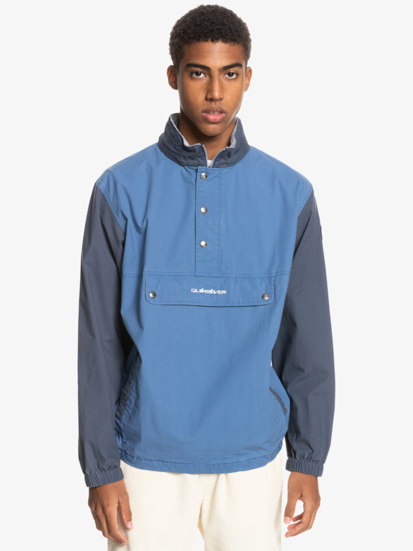 Jump Up - Retro Anorak Jacket for Men  EQYJK03657