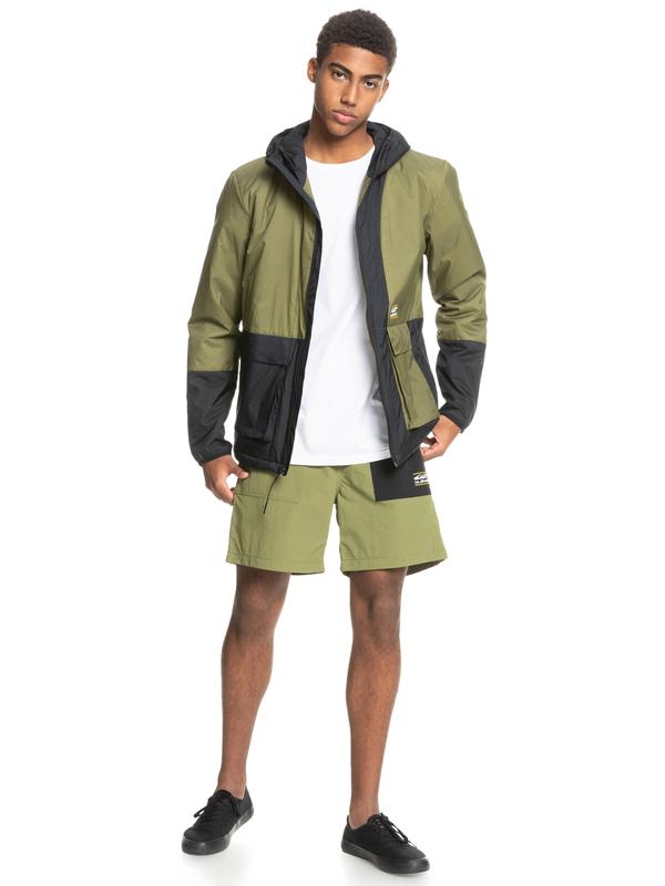 Mountain Pass  - Insulator Jacket for Men  EQYJK03665
