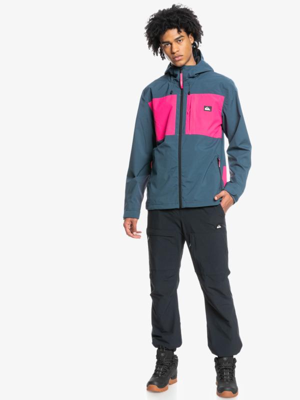 Lizard Head - Waterproof Jacket for Men  EQYJK03716