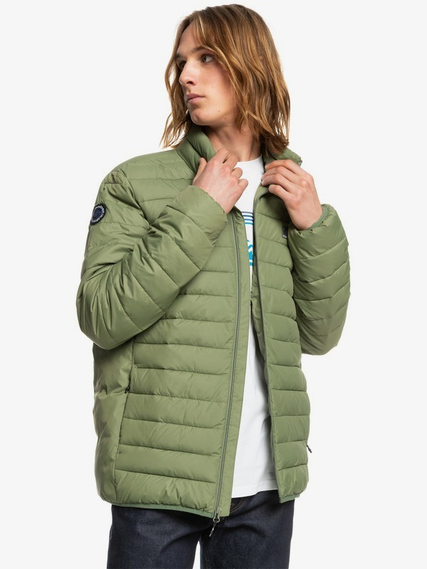 Scaly - Puffer Jacket for Men  EQYJK03753
