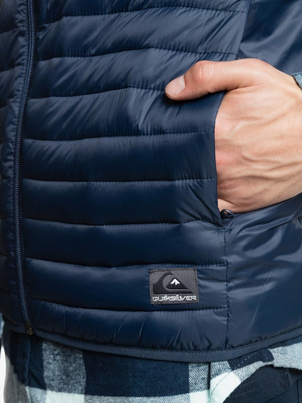 Scaly - Body Warmer for Men  EQYJK03754