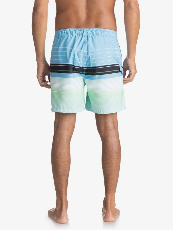 "Swell Vision 17"" - Swim Shorts for Men  EQYJV03305"