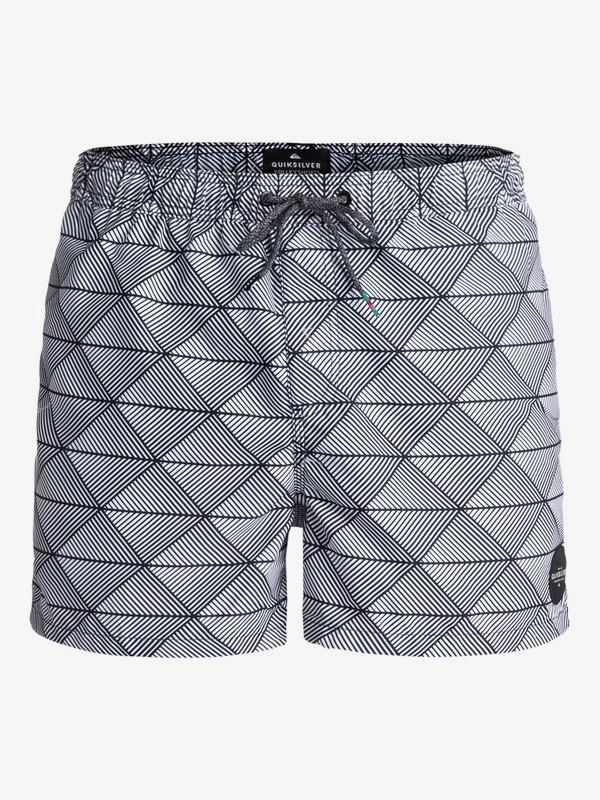 "Static Island 15"" - Swim Shorts for Men  EQYJV03314"