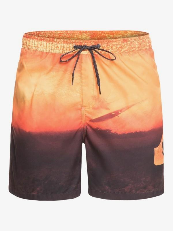 "Heaven 17"" - Swim Shorts for Men EQYJV03401"