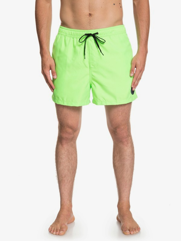 "0 Everyday 15"" - Swim Shorts for Men Green EQYJV03407 Quiksilver"