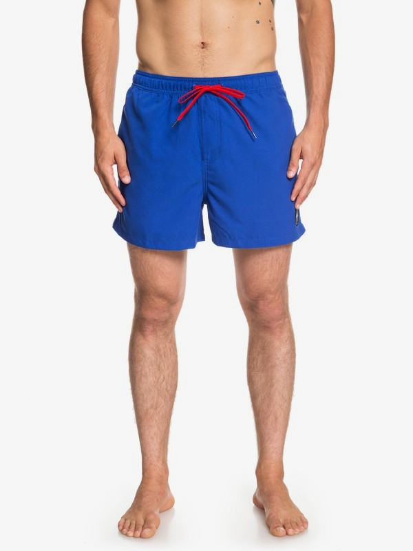 "0 Everyday 15"" - Swim Shorts for Men Purple EQYJV03407 Quiksilver"