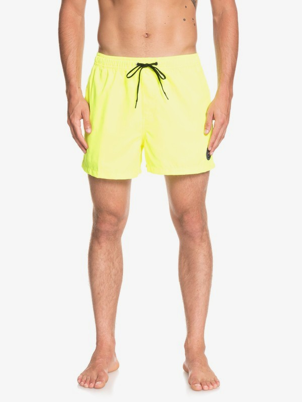 "0 Everyday 15"" - Swim Shorts for Men Yellow EQYJV03407 Quiksilver"