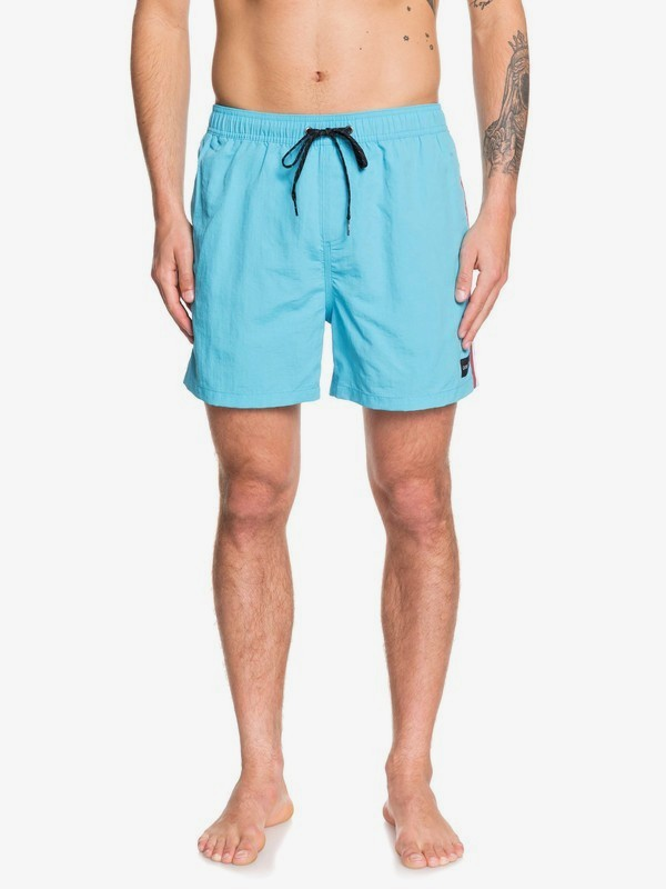 "0 Vibes 16"" - Swim Shorts for Men Blue EQYJV03411 Quiksilver"