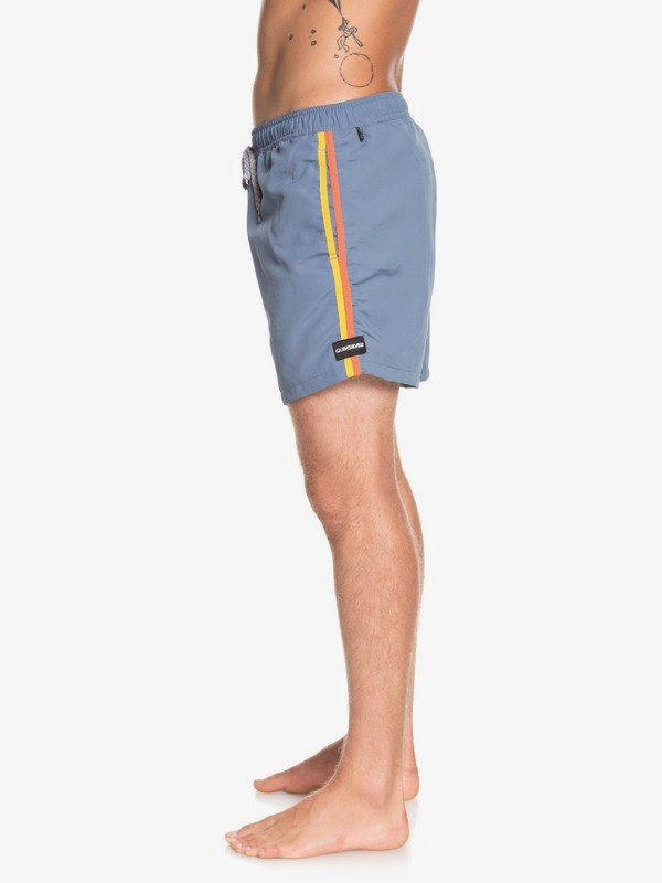 "Vibes 16"" - Swim Shorts for Men  EQYJV03411"