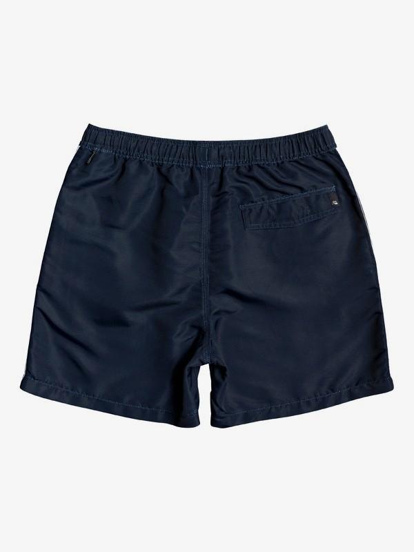 "Vibes 17"" - Swim Shorts for Men  EQYJV03412"