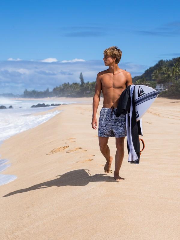 """Voodoo 15"""" - Swim Shorts for Men EQYJV03485"""