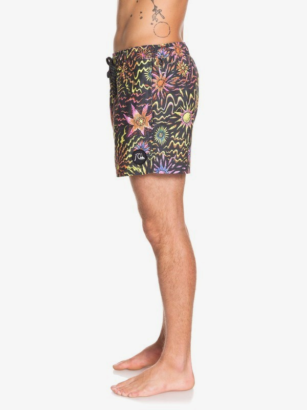 "Voodoo 15"" - Swim Shorts for Men  EQYJV03485"