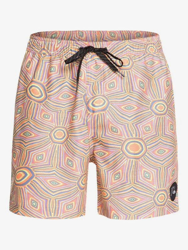 "Voodoo 17"" - Swim Shorts for Men  EQYJV03486"