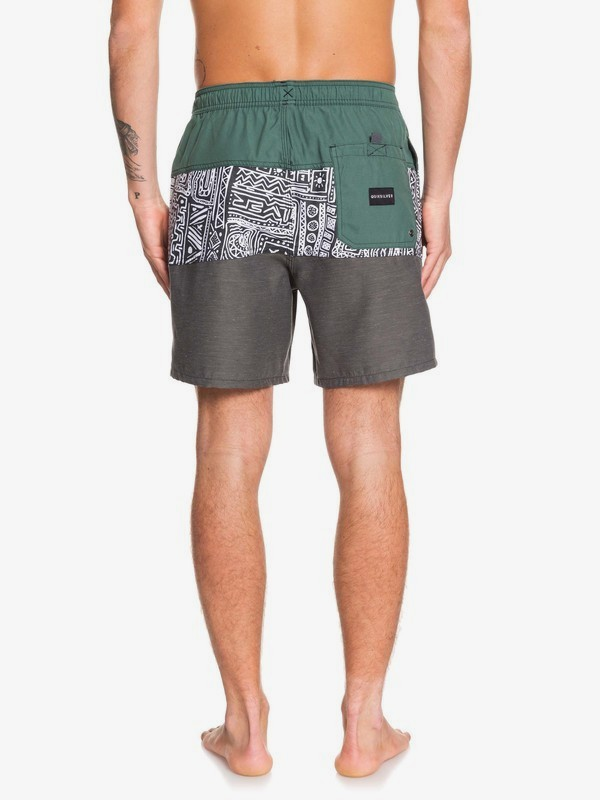 "Voodoo Block 17"" - Swim Shorts for Men  EQYJV03498"