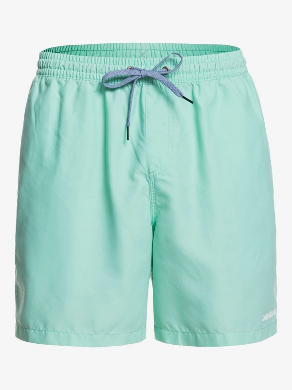 "Surfwash 17"" - Swim Shorts for Men  EQYJV03538"