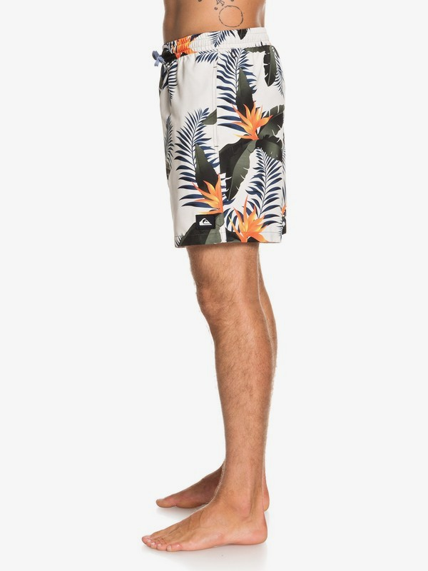 "Poolsider 17"" - Swim Shorts for Men  EQYJV03541"