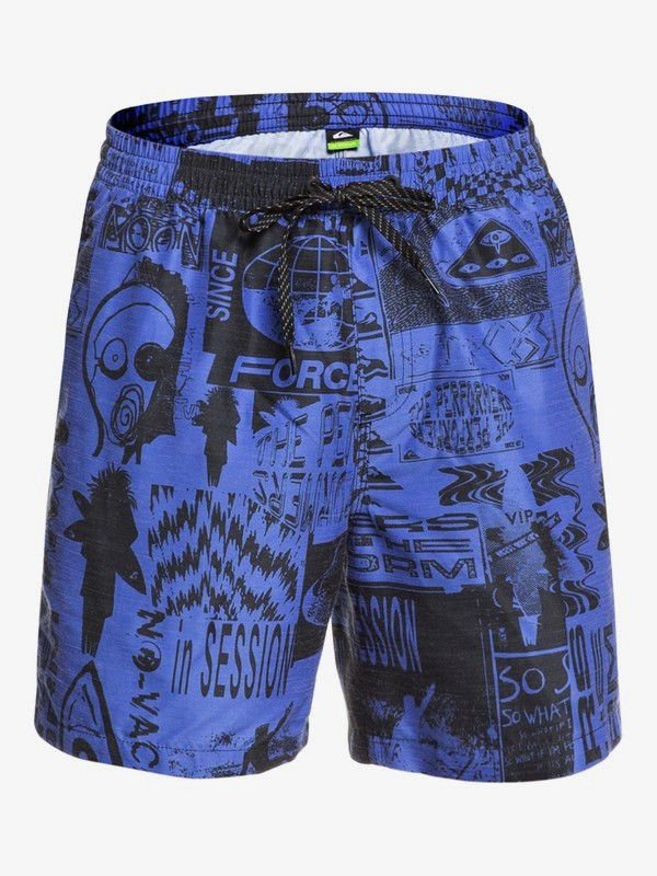 "No Destination 17"" - Swim Shorts for Men  EQYJV03543"