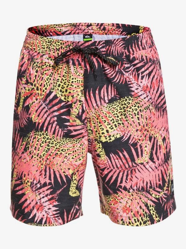 "No Destination 17"" - Swim Shorts for Men  EQYJV03543"