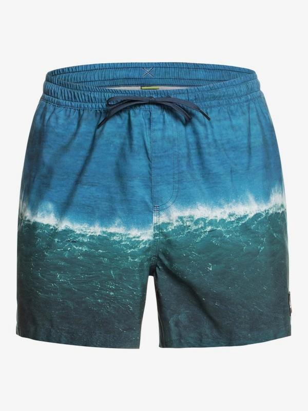 "Jetlag Dreams 15"" - Swim Shorts  EQYJV03548"
