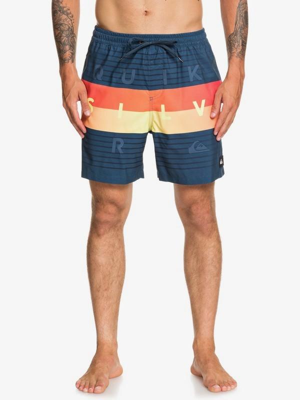"""Word Block 17"""" - Swim Shorts  EQYJV03550"""