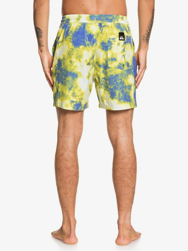 "Out There 17"" - Swim Shorts for Men  EQYJV03573"