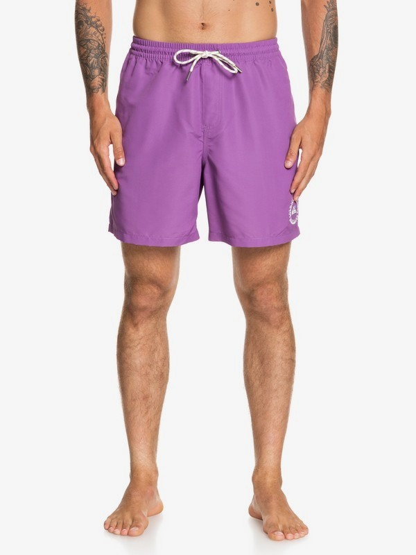 "Cosmic Vibrations 17"" - Swim Shorts  EQYJV03574"
