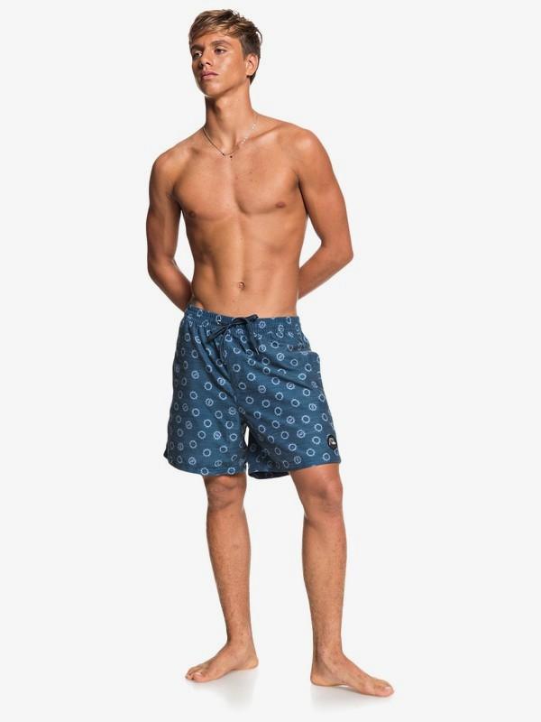 "Micro Dose 17"" - Swim Shorts  EQYJV03593"