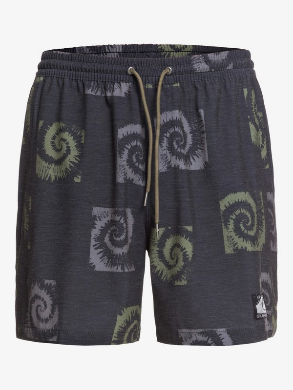 """Out There 17"""" - Swim Shorts for Men  EQYJV03619"""